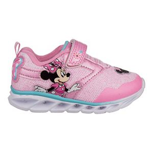 Disney's Minnie Mouse Toddler Girls' Sneakers