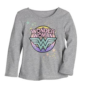Toddler Girl Jumping Beans® Wonder Woman Graphic Tee