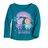 Toddler Girl Jumping Beans® Peppa Pig Adventure Graphic Tee