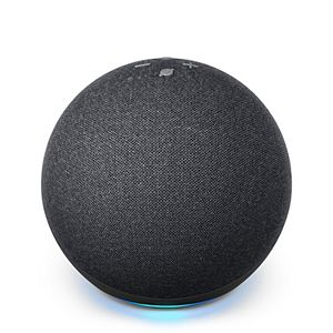 Amazon All-new Echo (4th Gen) with Premium Sound, Smart Home Hub & Alexa