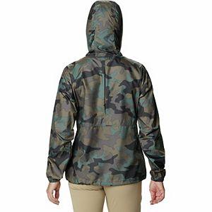 Women's Columbia Flash Forward Print Hooded Windbreaker Jacket