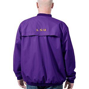 Men's LSU Tigers Franchise Logo Pullover
