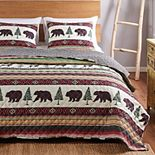 Barefoot Bungalow Yosemite Quilt Set with Shams