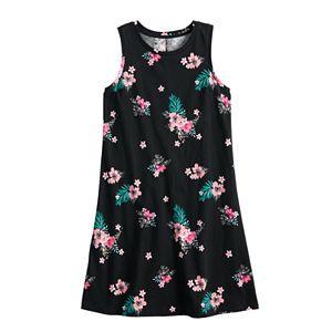 Juniors' SO® Tank Swing Dress