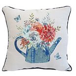 HFI O'Watering Can Tapestry Throw Pillow