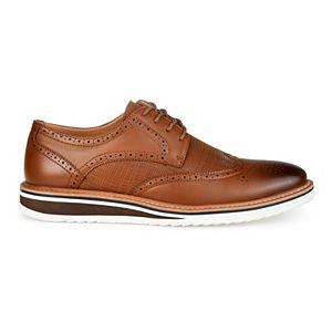 Vance Co. Warrick Men's Wingtip Derby Shoes