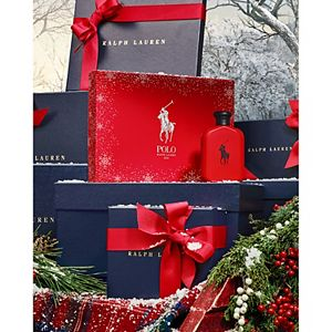 Ralph Lauren Polo Red Holiday Gift Set ($108 Value)