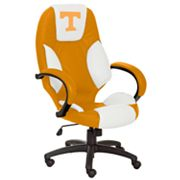 Tennessee Volunteers Leather Office Chair