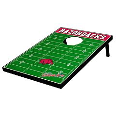 Arkansas Razorbacks Tailgate Toss Beanbag Game