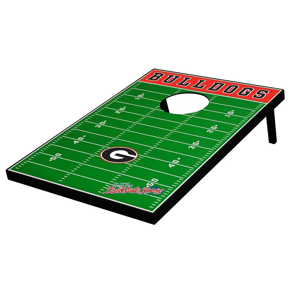 Georgia Bulldogs Tailgate Toss Beanbag Game