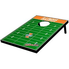 Illinois Fighting Illini Tailgate Toss Beanbag Game