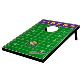LSU Tigers Tailgate Toss Beanbag Game
