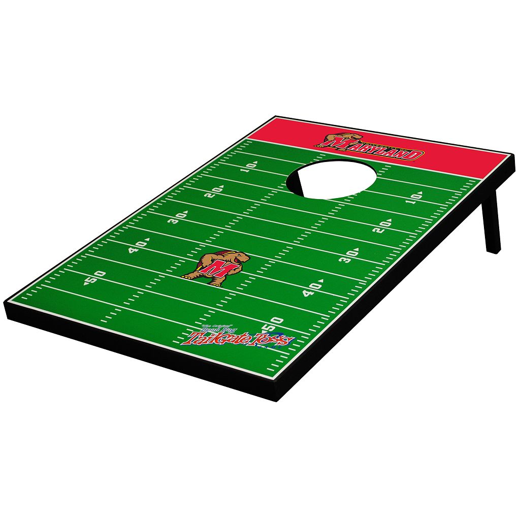 Maryland Terrapins Tailgate Toss Beanbag Game