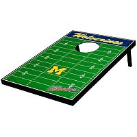 Michigan Wolverines Tailgate Toss Beanbag Game