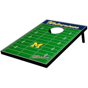 Michigan Wolverines Tailgate Toss Beanbag Game
