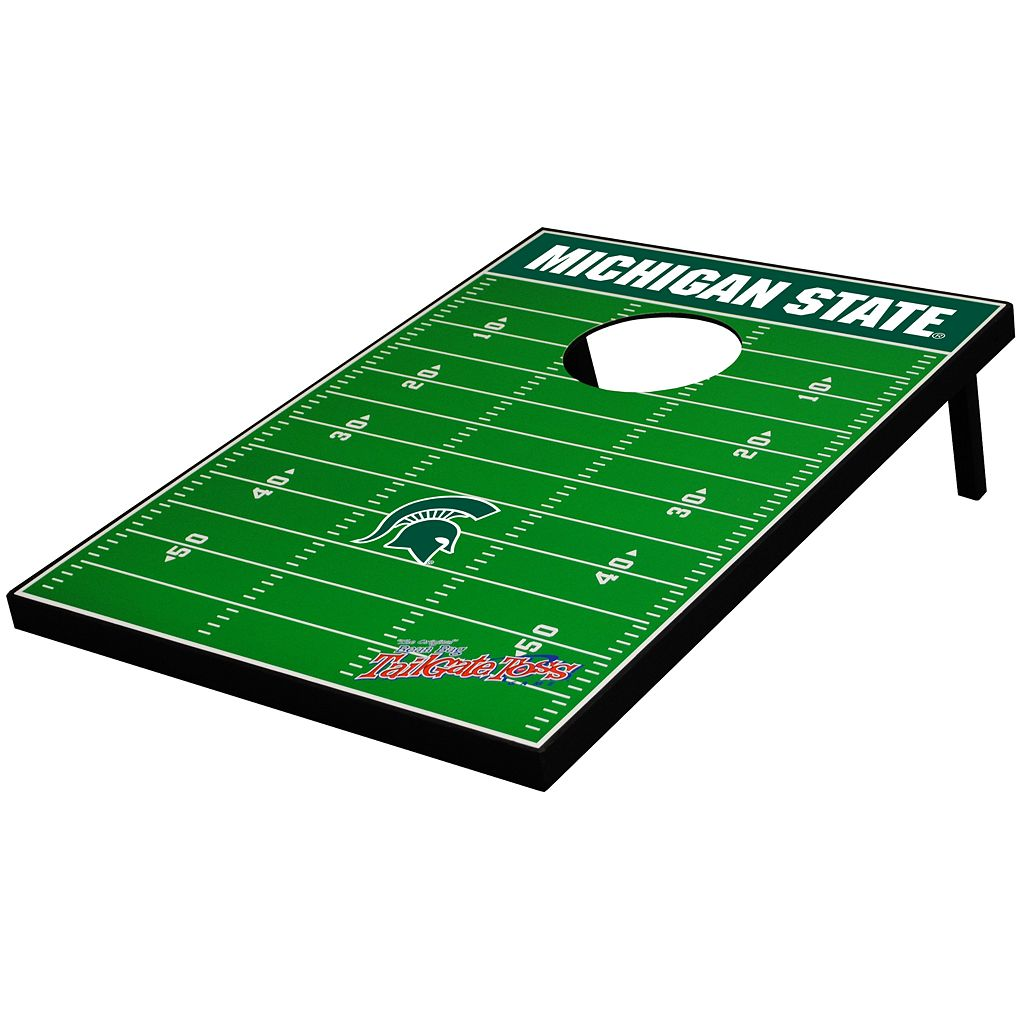 Michigan State Spartans Tailgate Toss Beanbag Game