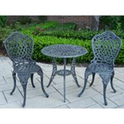 Oakland Living 3-pc. Mississippi Bistro Set