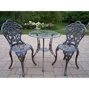 Oakland Living 3-pc. Vineyard Bistro Set