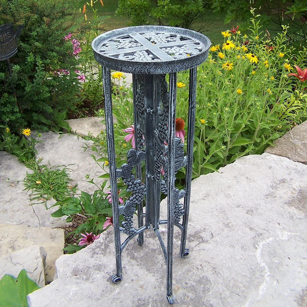 Oakland Living Grapes Plant Stand - Outdoor