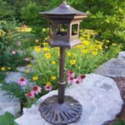 Lantern Outdoor Bird House