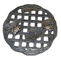 Oakland Living Frog Garden Stepping Stone - Outdoor