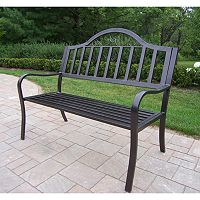 Oakland Living Rochester Patio Bench