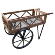 Oakland Living Garden Flower Wagon - Outdoor