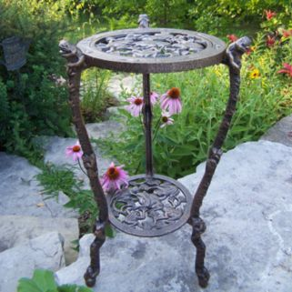 Oakland Living Frog Plant Stand - Outdoor