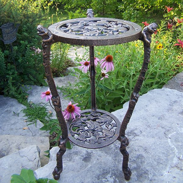 Oakland Living Frog Plant Stand Outdoor