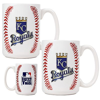 Kansas City Royals 2-pc. Mug Set