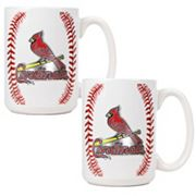 St. Louis Cardinals 2-pc. Mug Set