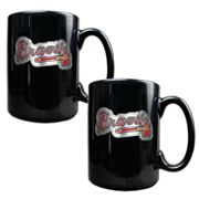 Atlanta Braves 2-pc. Mug Set