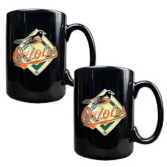 Baltimore Orioles 2-pc. Mug Set