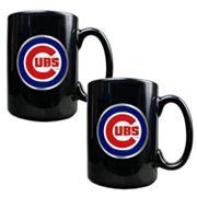 Chicago Cubs 2 pc Mug Set