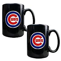 Chicago Cubs 2-pc. Mug Set
