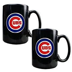 Chicago Cubs 2 pc Mug Set