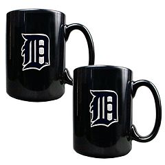 Detroit Tigers 2 pc Mug Set
