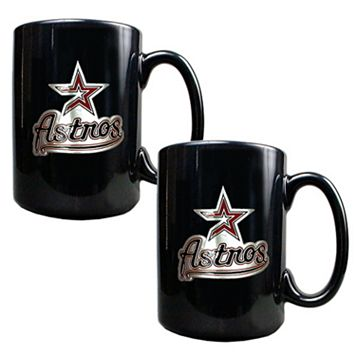 Houston Astros 2-pc. Mug Set