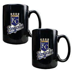 Kansas City Royals 2 pc Mug Set