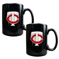 Minnesota Twins 2 pc Mug Set