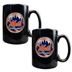 New York Mets 2 pc Mug Set