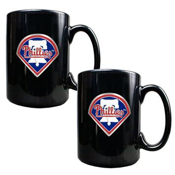 Philadelphia Phillies 2-pc. Mug Set