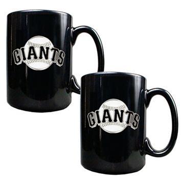 San Francisco Giants 2-pc. Mug Set