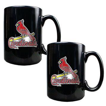 St. Louis Cardinals 2-pc. Mug Set