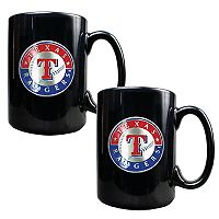 Texas Rangers 2-pc. Mug Set