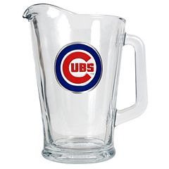 Chicago Cubs Glass Pitcher