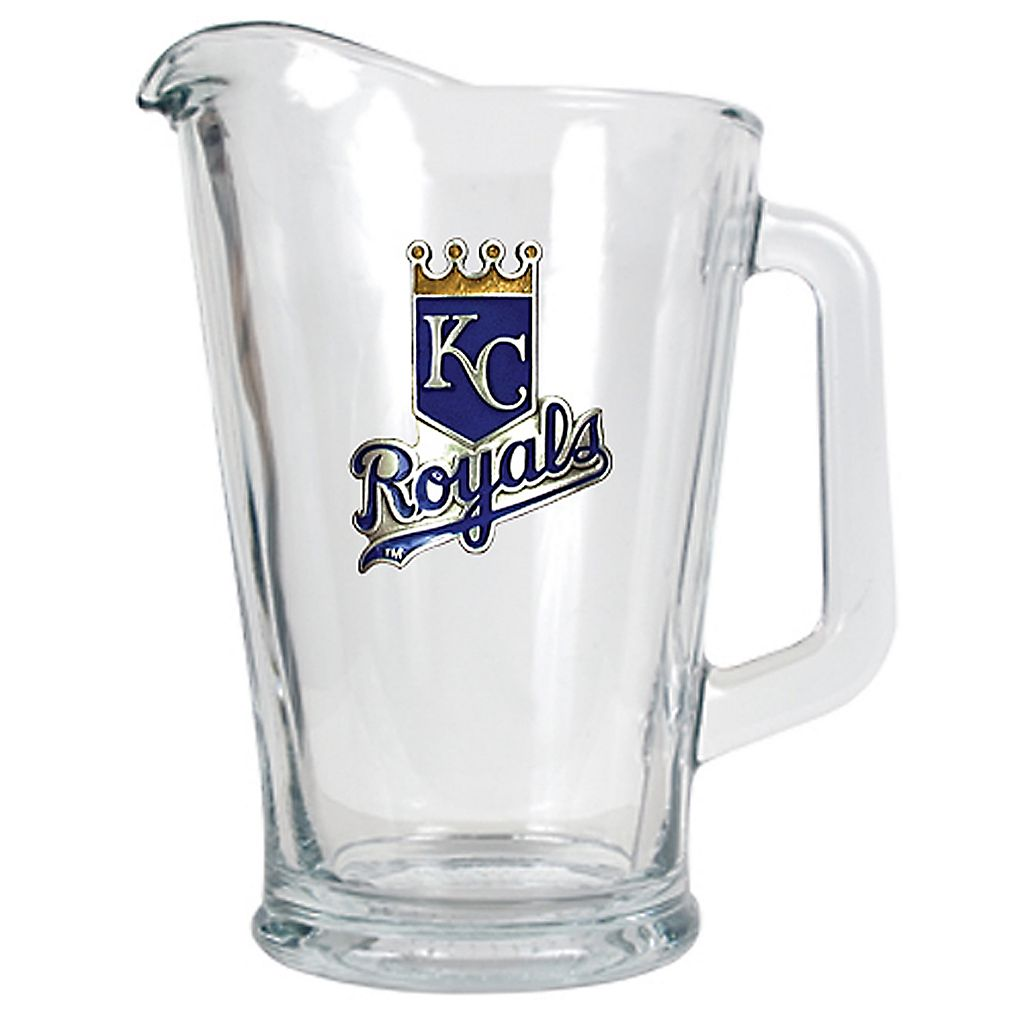 Kansas City Royals Glass Pitcher