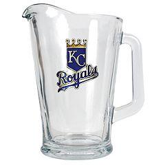 Kansas City Royals Glass Pitcher