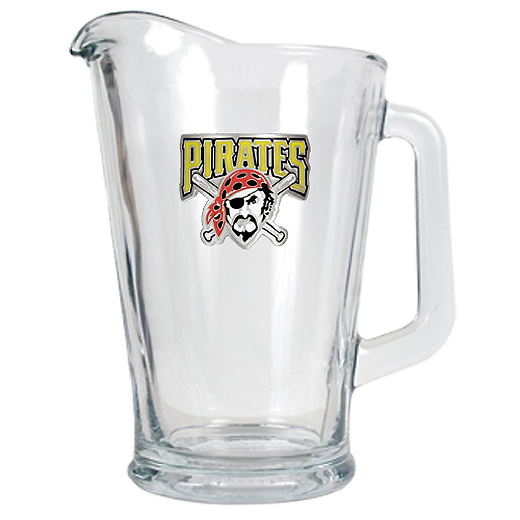 Pittsburgh Pirates Glass Pitcher