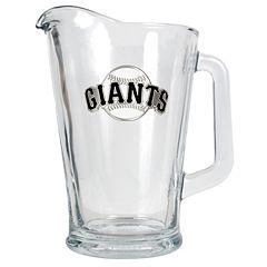 San Francisco Giants Glass Pitcher